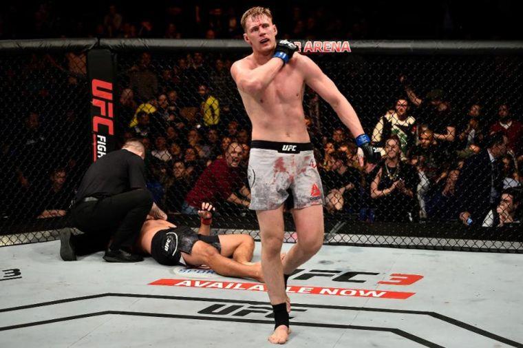 Alexander Volkov win