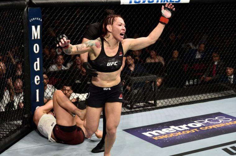 UFC 222 Cyborg
