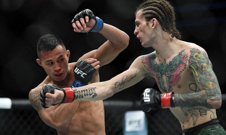 UFC 222 OMalley