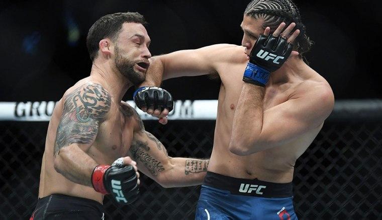 UFC 222 Ortega