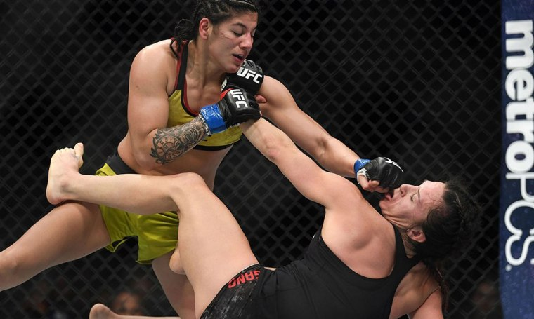 UFC 222 Viera