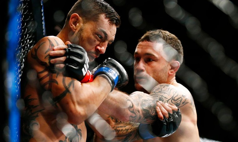frankie-edgar-cub-swanson-ufc-fight-night-128-3 MMAMotion