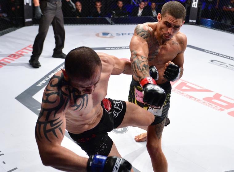Lucas Martins - Brave 11 Brazil MMAMotion