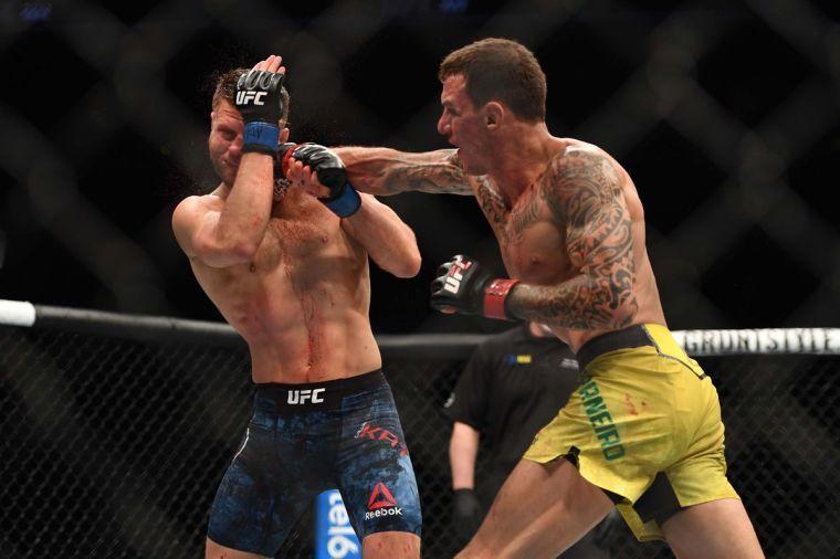 Renato Moicano UFC 223 MMAMotion