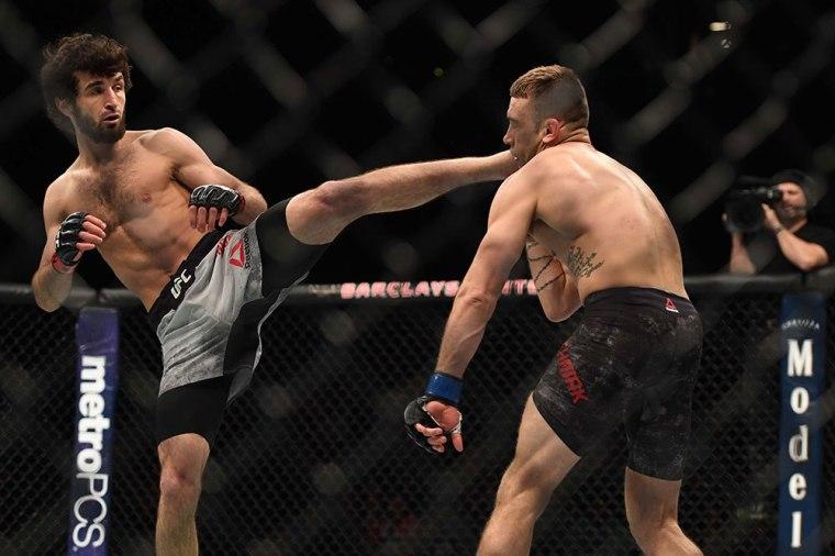 Zabit Magomedsharipov UFC 223 MMAMotion