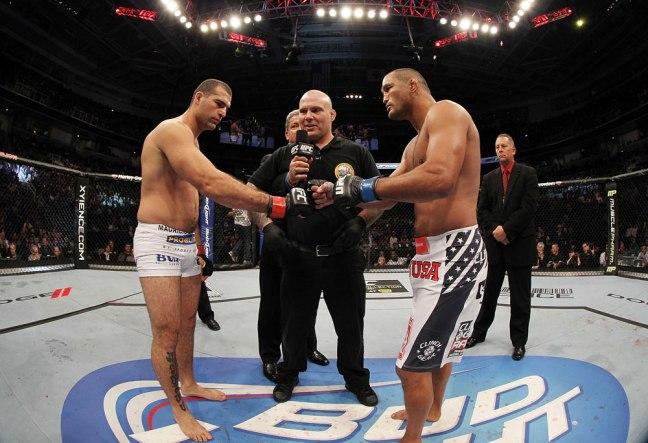 UFC 139: Shogun v Henderson