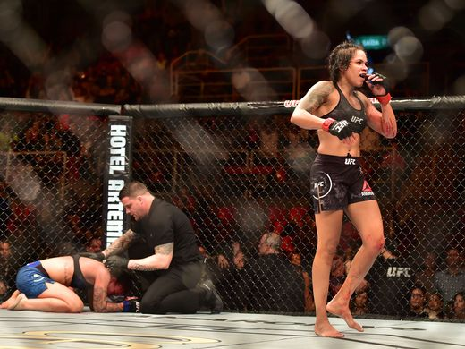 Amanda Nunes Raquel Pennington MMAMotion