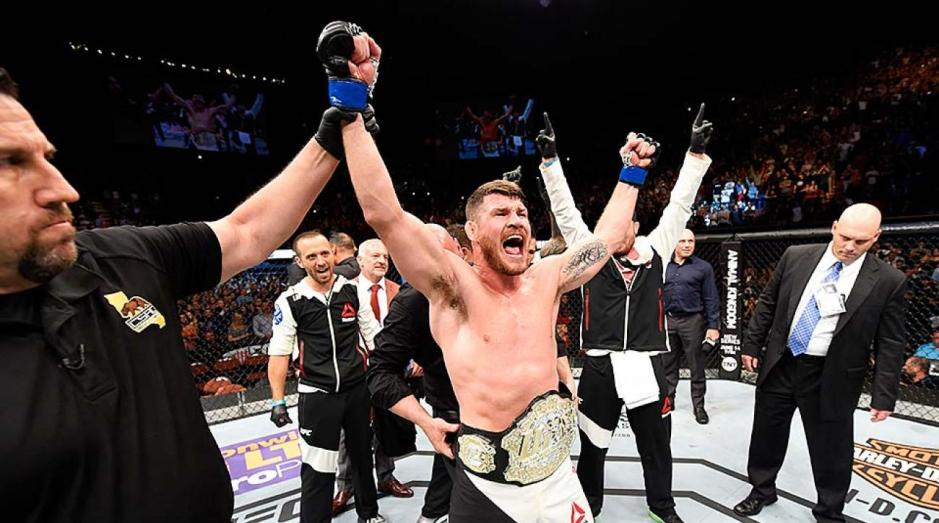 Profile: A Look Back At The Career Of Michael Bisping