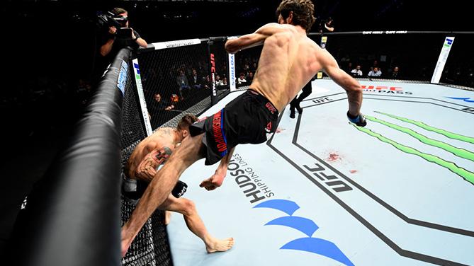 UFC Fight Night: Santiago v Magomedsharipov