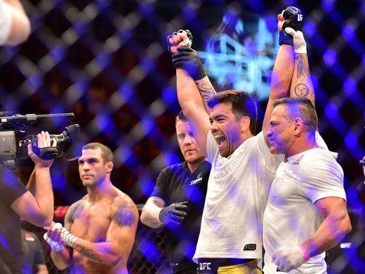 Lyoto Machida Vitor Belfort MMAMotion