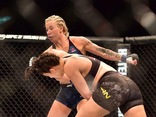 Mackenzie Dern Amanda Cooper MMAMotion