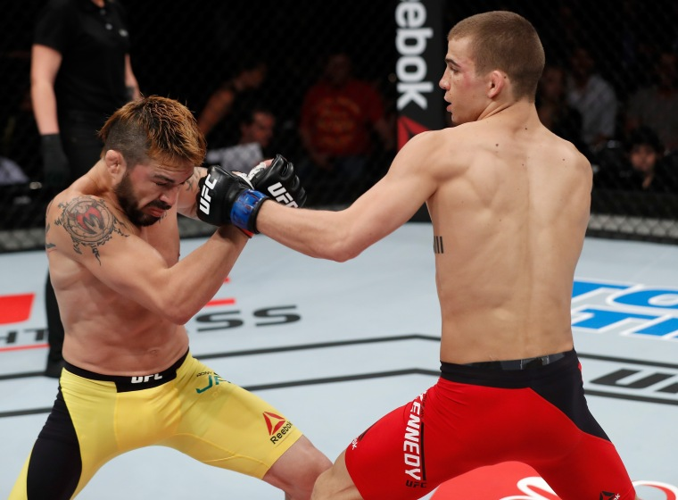 UFC Fight Night: Jason v Kennedy