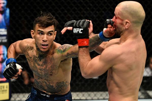 UFC Fight Night: Lobov v Fili