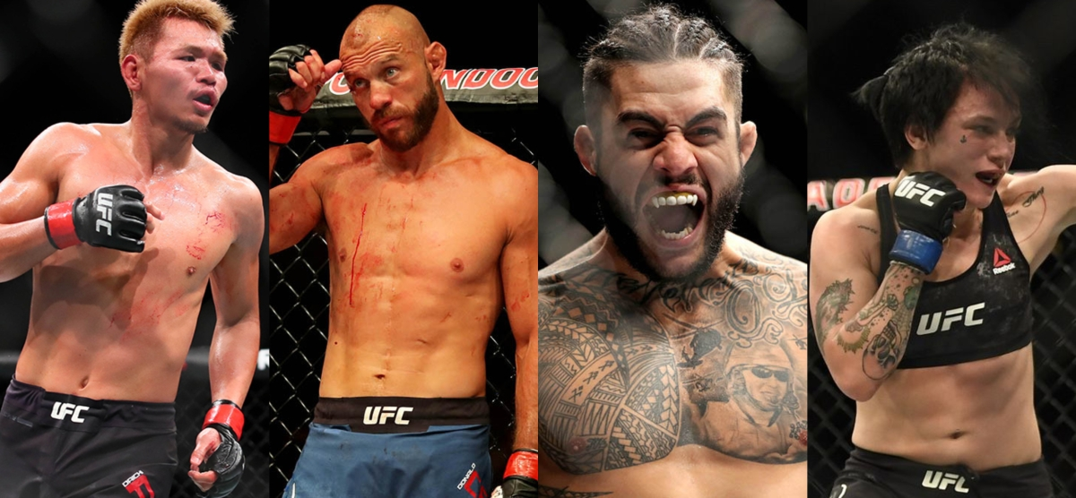 Opinion  What Next For Cowboy Cerrone And The Other Ufc