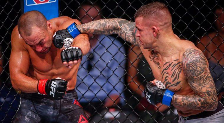 Dustin Poirier UFC Calgary MMAMotion