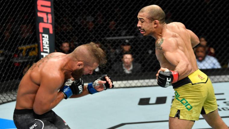 Jose Aldo UFC Calgary MMAMotion