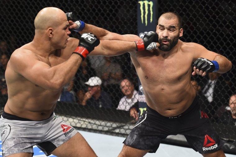 UFC Boise JDS 1