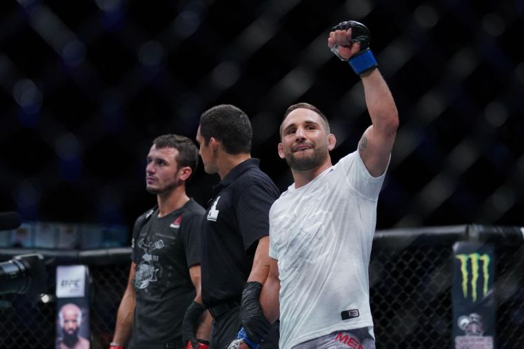 UFC Boise Mendes