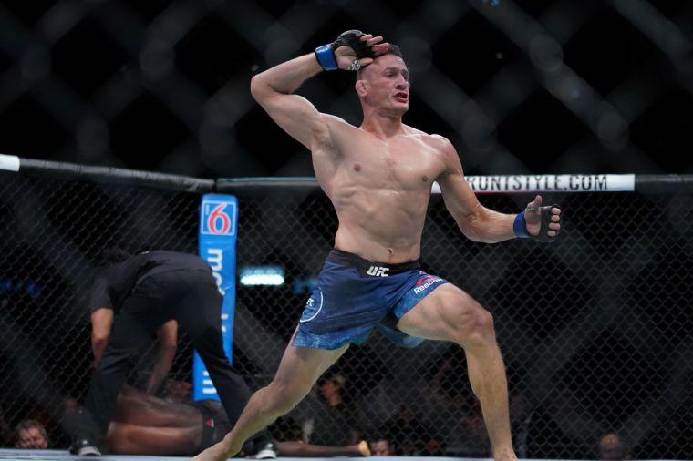 UFC Boise Price