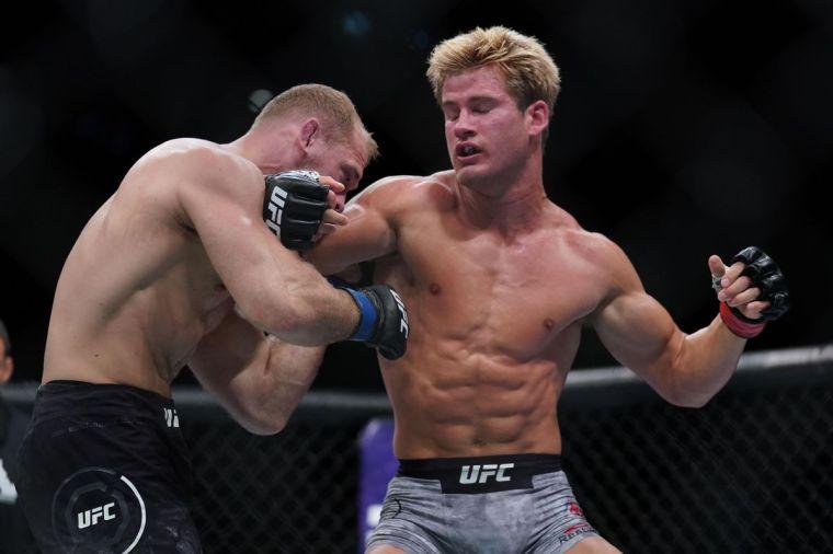 UFC Boise Sage