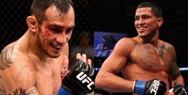 Tony Ferguson Anthony Pettis UFC 229 MMAMotion