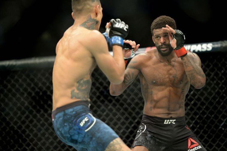 UFC Lincoln Johnson 2