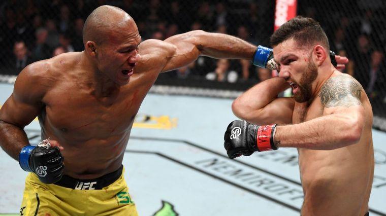 Jacare Souza vs Chris Weidman MMAMotion